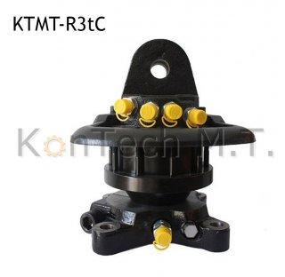 KTMT-R3tC - 3-Tonnen (3 t) Rotator - runde Aufhängung, Flansch-Fixierung