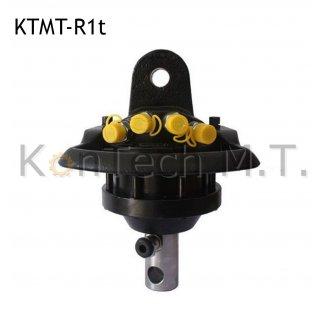 KTMT-R1t - 1-Tonnen (1 t) Rotator - runde Aufhängung, Welle-Bolzen-Fixierung