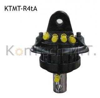 KTMT-R4tA - 4-Tonnen (4 t) Rotator - runde Aufhängung, Welle-Bolzen-Fixierung